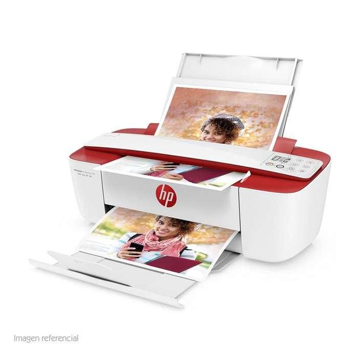Impresora Hp DeskJet Ink Advantage 3785 Multifuncional de tinta, Imprime/Escáner/Copia/ USB/Wi-Fi Nueva