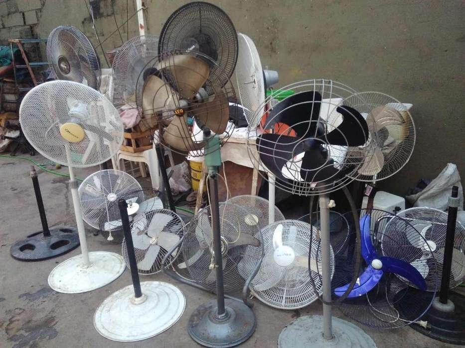 <strong>ventiladores</strong> varios .paletas,patas,parrillas ect.
