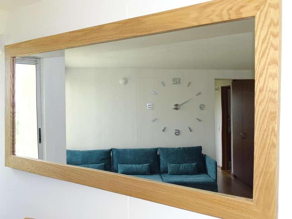 Espejo en Madera