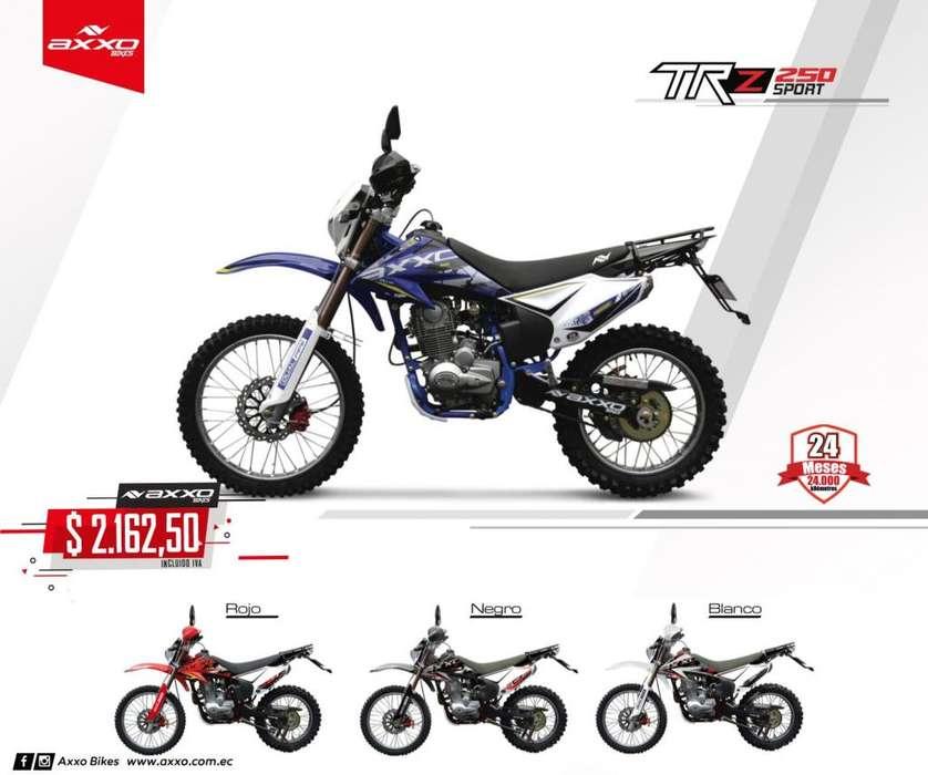 Moto Trz Sport 250