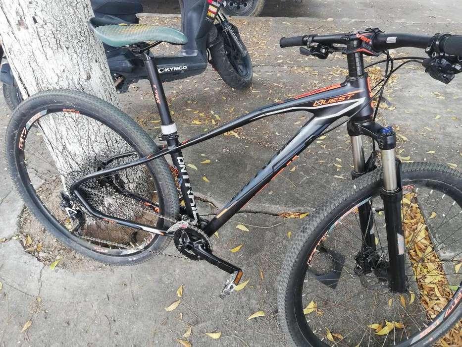 Vendo Bicicleta Ontrail Rin 29 S. 10v