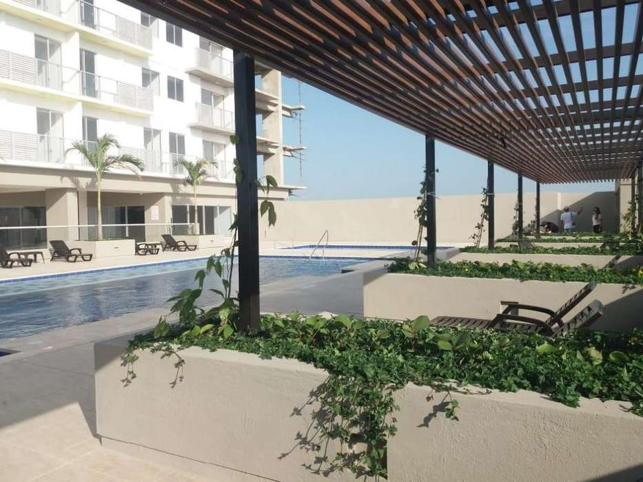 Vendo apartamento en 54 Park Cartagena, 5 piscinas - wasi_1351423