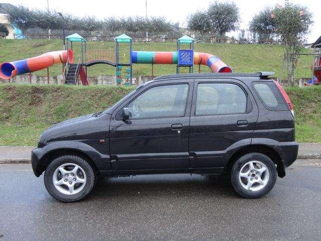 Daihatsu Terios 2002 - 170000 km
