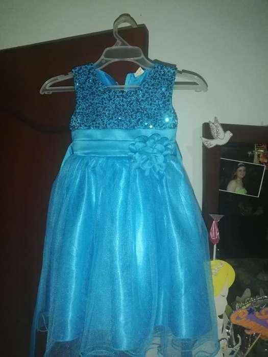 Lindos Vestidos Elegantes para Niña