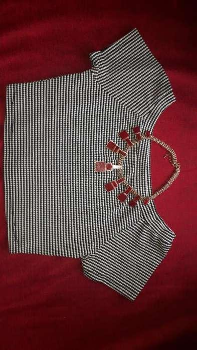 Crop Top Marca Zara