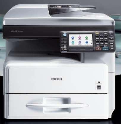 Mp 301 Impresora Multifuncional Ricoh