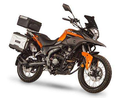 Corven Triax 250 touring manual taller - Mantenimiento