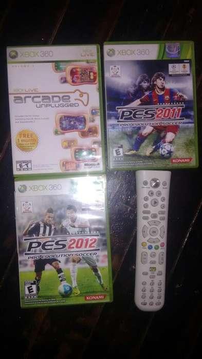 Juegos Y Control Multi. Xbox 360