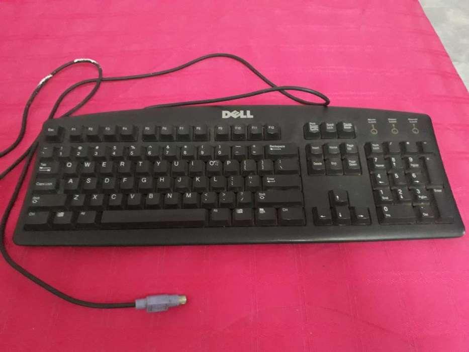 Vendo Teclado Dell