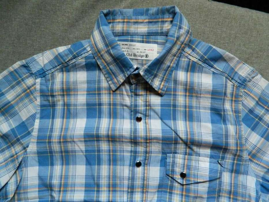 <strong>camisa</strong> Old Bridge talle 37 Medium Small