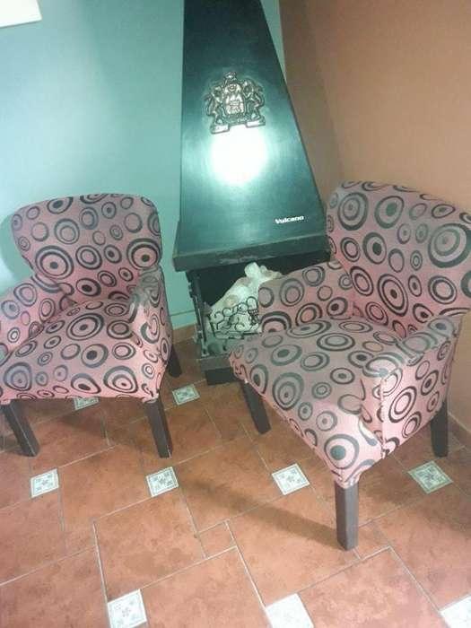 Vendo sillones materos