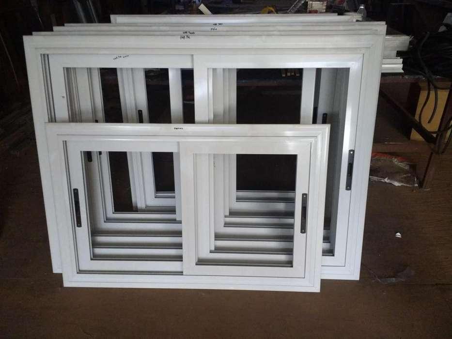 Vendo lote de aberturas de <strong>aluminio</strong> línea Módena 2
