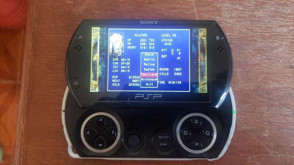 Psp Go Portable