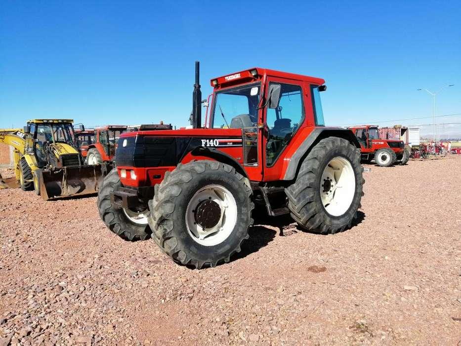 Tractor Agrícola FIAT F140