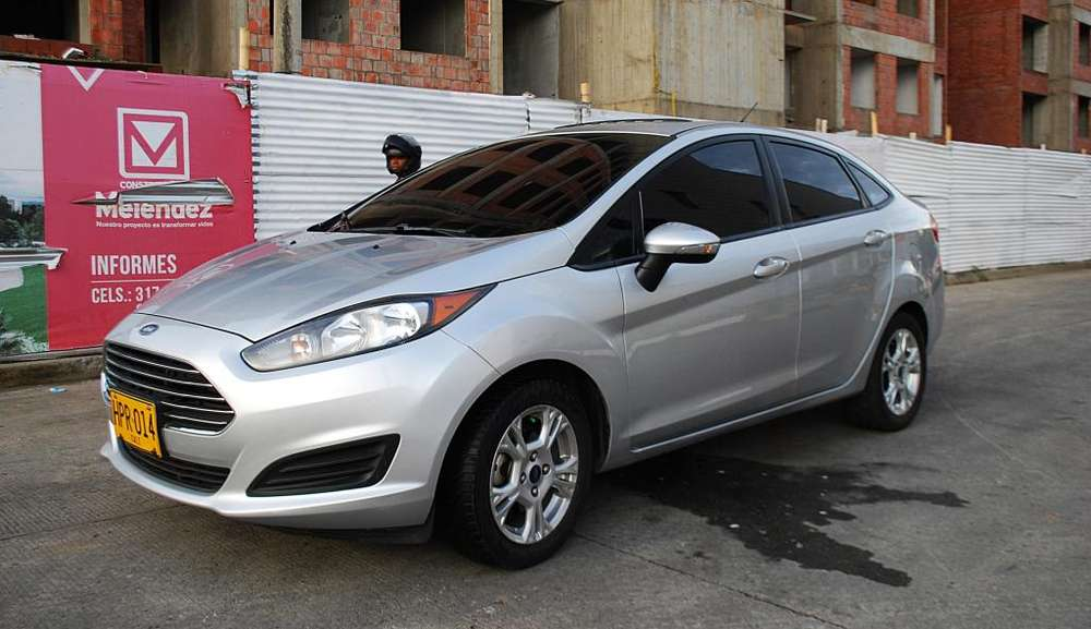 <strong>ford</strong> Fiesta  2014 - 54000 km