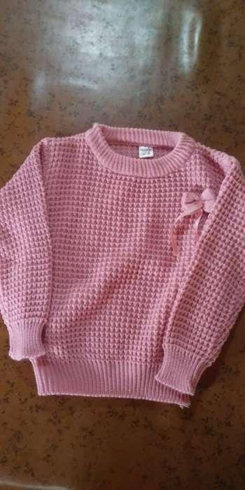 Vendo Sweters Nena T4 Y 5