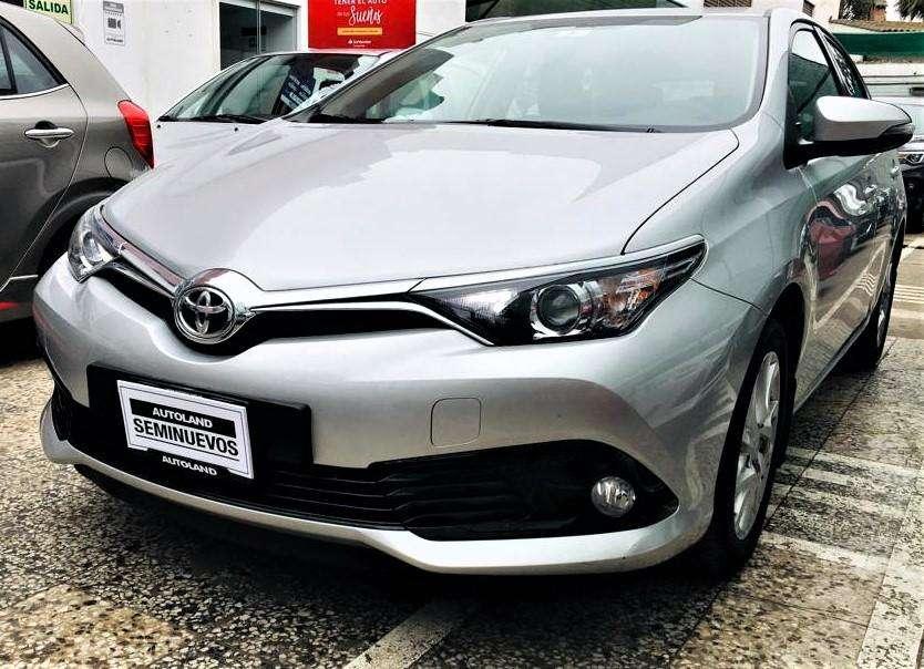 Toyota Auris 2018 - 10100 km