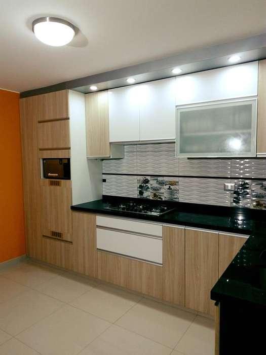 Muebles de cocinas. Modernas en decoración, modelos y diseños. 922 093 569