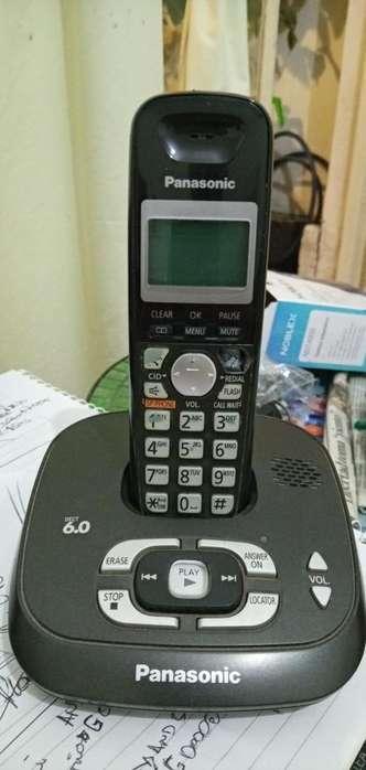 Telefono Inalambrico Panasonic Dect 6.0