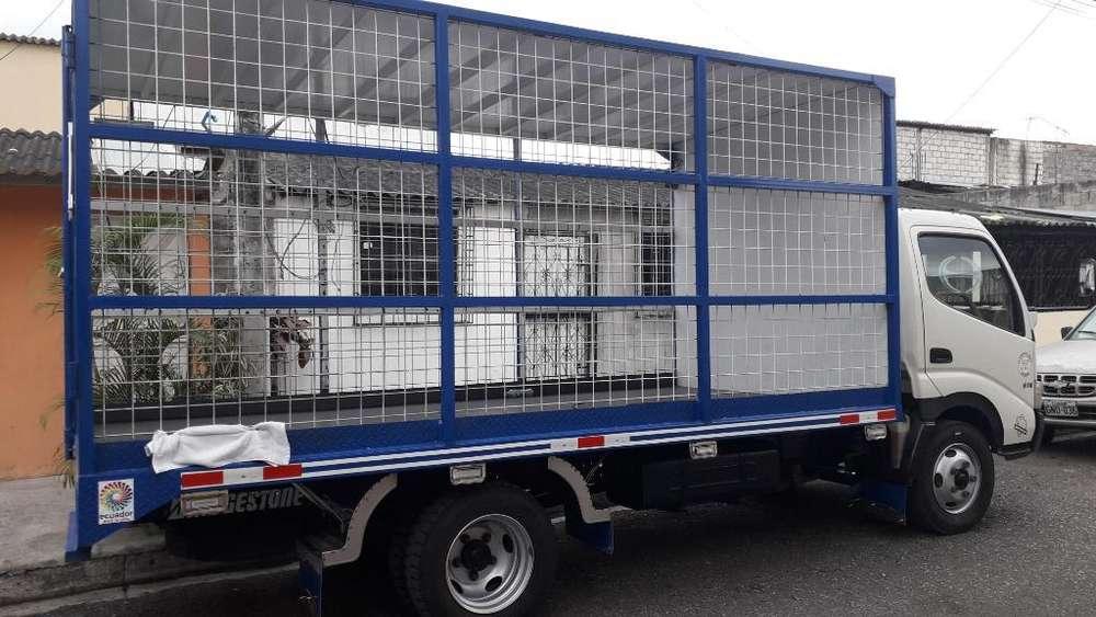 Camion Hino 616 Año 2011