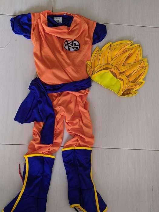 Goku Talla 6