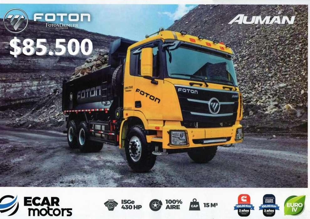 Camiones FOTON... Con la mejor tecnología y a un súper precio.