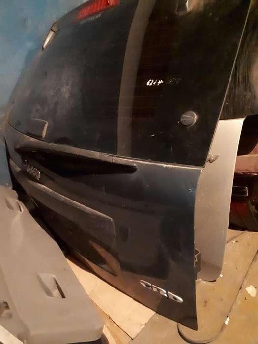 Porton Trasero <strong>jeep</strong> Grand Cherokee 07 08