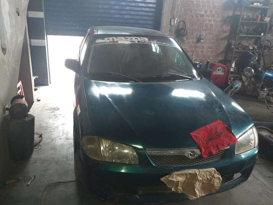 Mazda Familia 2000 - 3000 km