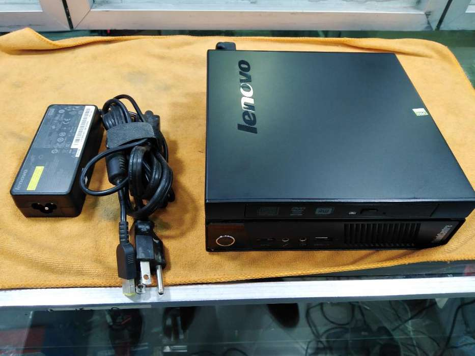 Lenovo Tiny Core I7 4ta Gen 8gb 500gb