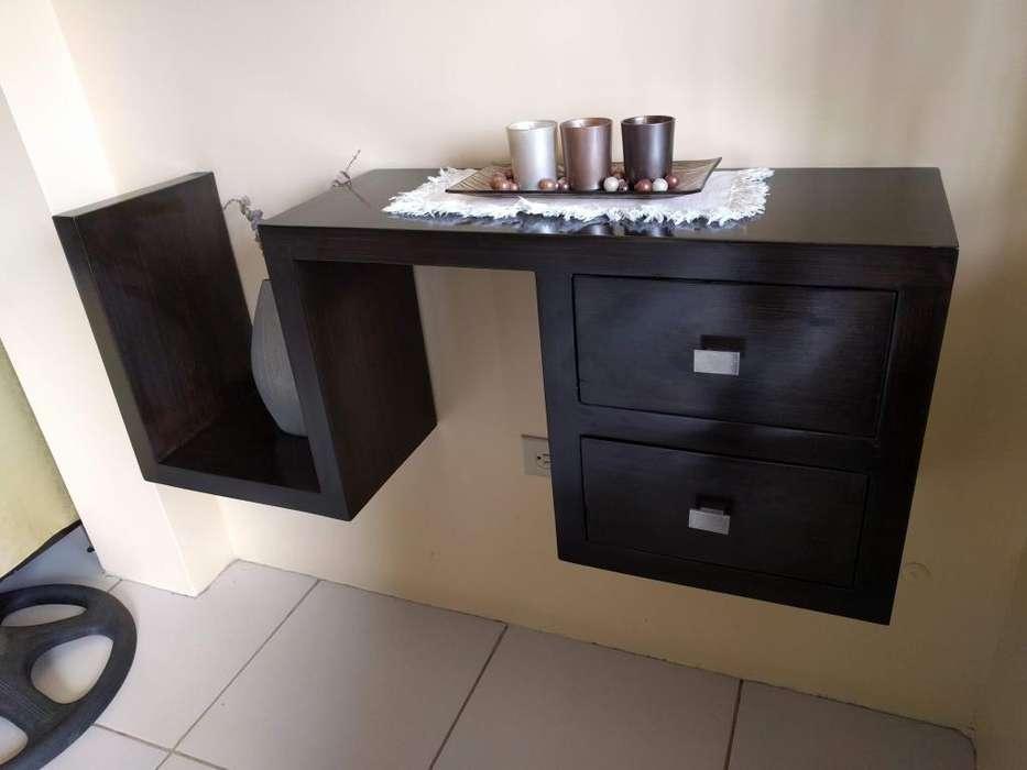 Mueble Empotrable Para Sala o Recibidor