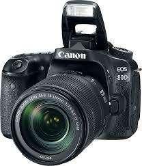 Canon 80D kit 18 135 Is Usm Nuevas con gtia