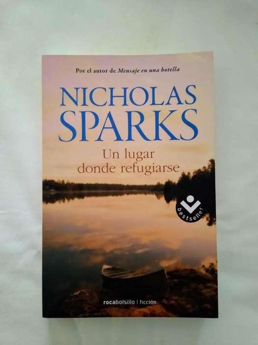 Nicholas Sparks - Un lugar donde refugiarse NUEVO