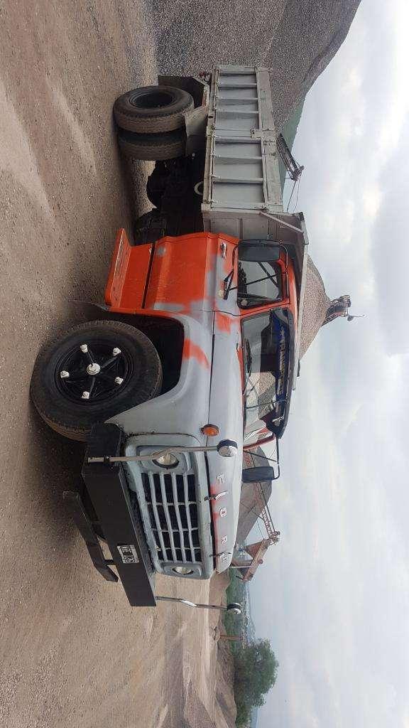 Ford 7000 Md 78 Volcador Direc Idraulika