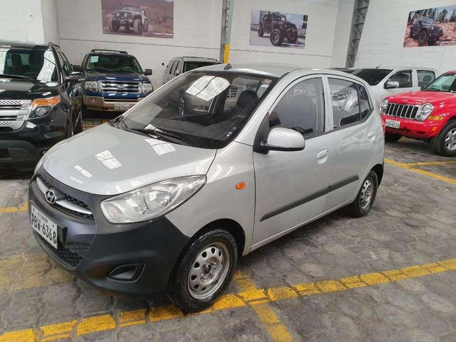 Hyundai i10 2012 - 140000 km