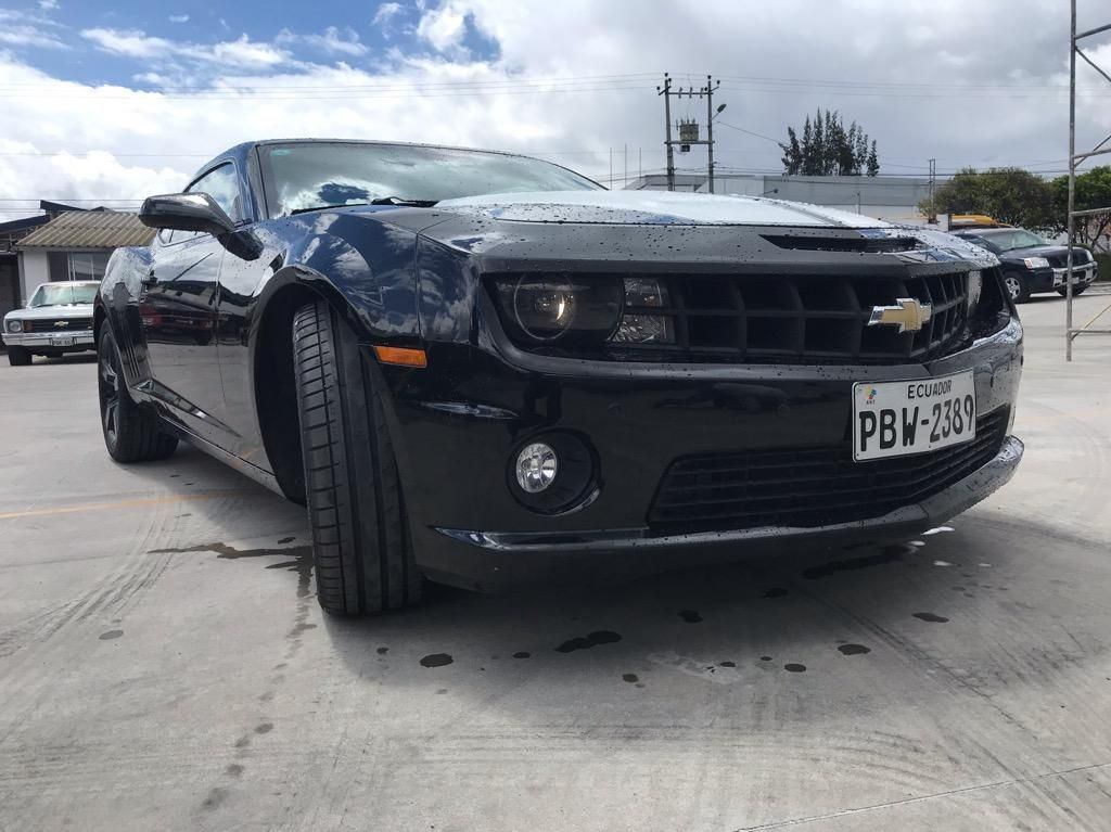 Camaro 2011 Version Ss