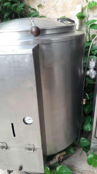 Marmita Groen(usa)para 120 Ltros a Gas