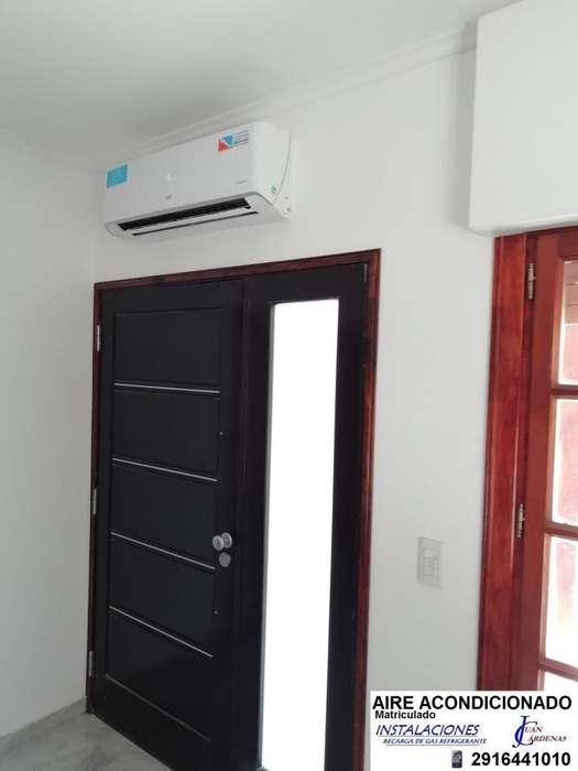 Instalador de Aire Acondicionado -Técnico en Refrigeración Matriculado Cel. 2916441010