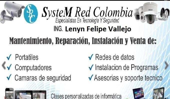 Reparacion Instalacion y Mantenimiento de camaras deseguridad