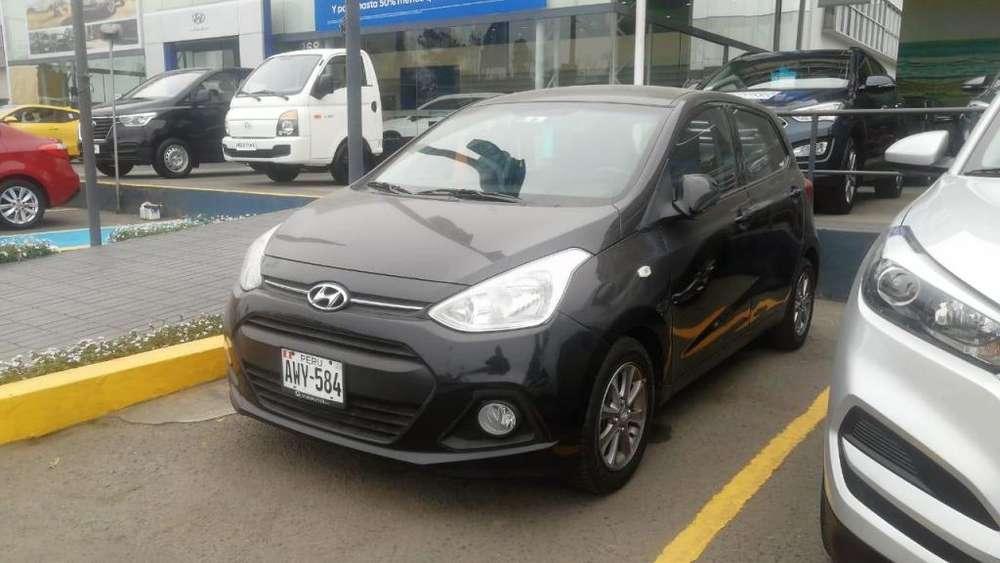 Hyundai Grand i10 2016 - 59000 km