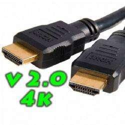 CABLE HDMI 4K 2.0V NETMAK