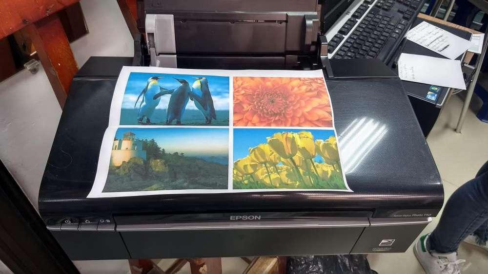 Impresora T50 de segunda
