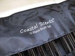 Brochas 22pcs Profesional, Coastal Scents solo vendemos Original