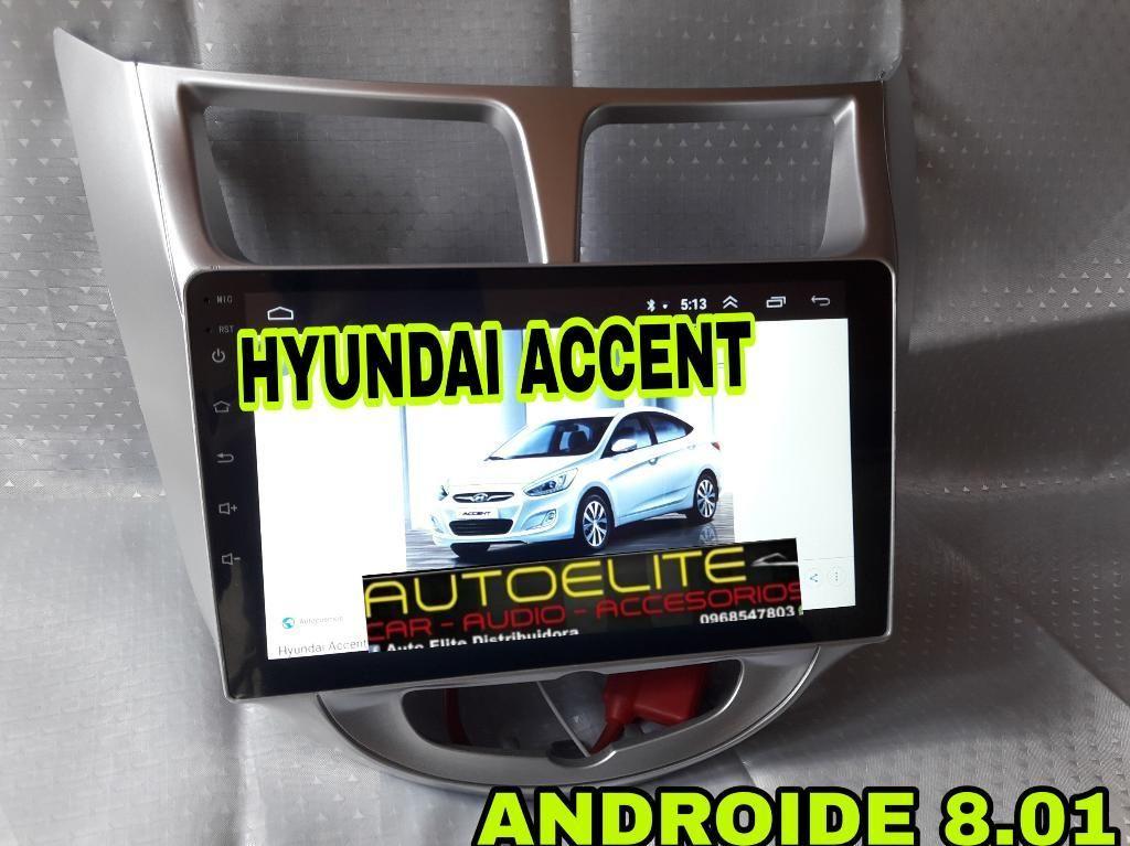 Hyundai Accent Radio Pantalla 10 Plg New