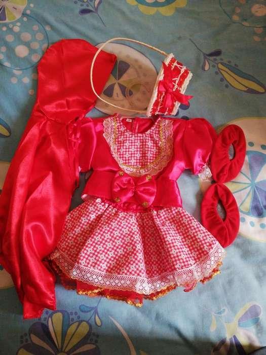 Hermoso Disfraz para Niña