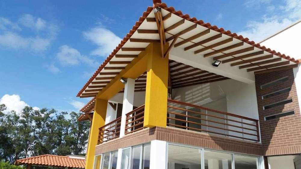 Casa Campestre en venta en Pereira 90191-0 - wasi_364889