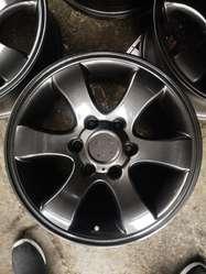 Rines 17 Toyota