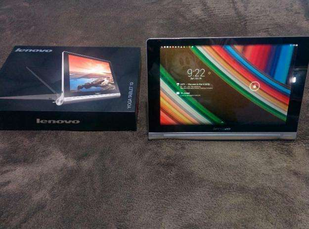 Tablet Lenovo Yoga 101
