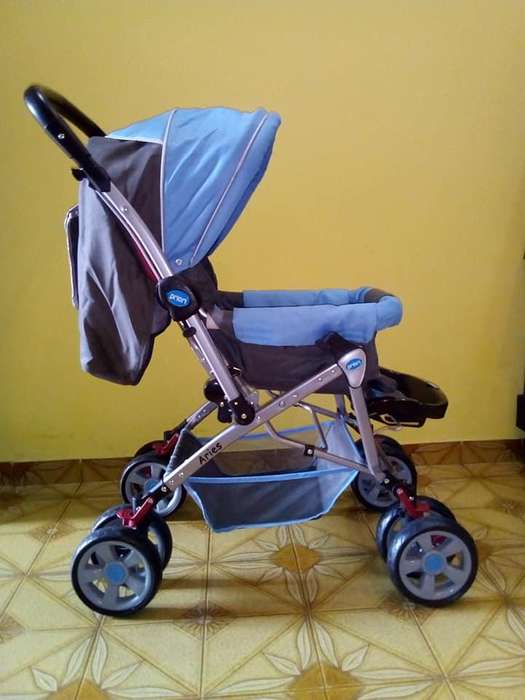 Coche cuna revatible Priori - Modelo Aries ST7174