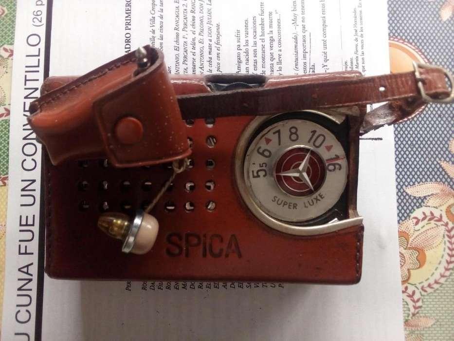 Radio spica 17000.-