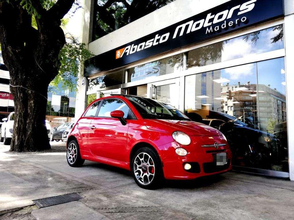 Fiat 500 Sport 2012 Mt